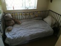 Adult single bed for sale, £50