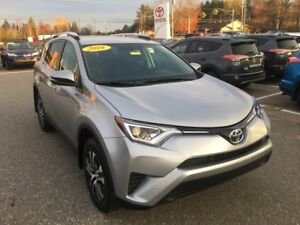 2016 Toyota RAV4 AWD LE Upgrade! ONLY $208 BIWEEKLY WITH $0 DOW