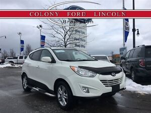 2012 Hyundai Tucson JUST TRADED IN, AWD, CLEAN!