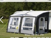 AIR AWNING BY KAMPA FOR CARAVAN
