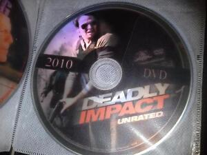 100 OF MOVIES FOR SALE LIKE NEW $1 London Ontario image 1