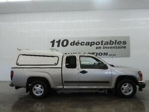 2008 Chevrolet Colorado LT CAB. ALLONGÉE EXCELLENTE CONDITION
