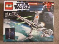NEW SEALED rare LEGO 10227 star wars B WING STARFIGHTER set UCS