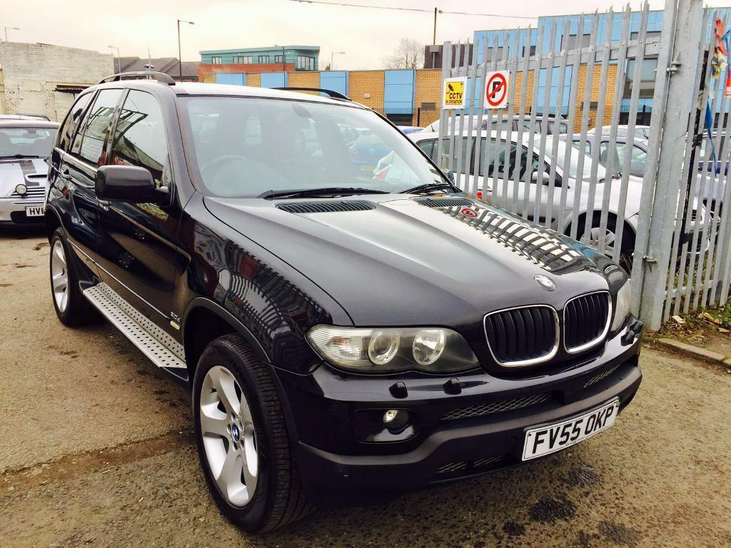 bmw x5 3 0d sport automatic diesel black in longsight manchester gumtree. Black Bedroom Furniture Sets. Home Design Ideas