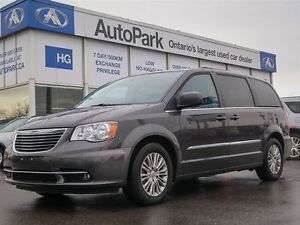 2016 Chrysler Town & Country Touring| Leather|Backup Camera| Pow