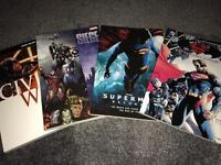 Graphic Novel and Book Bundle