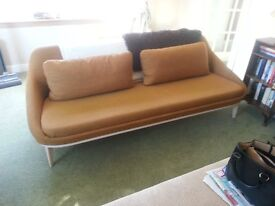 Large Scandinavian sofa