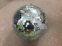 Large disco ball