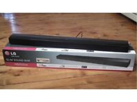 LG SOUND BAR NB2020a must go clearing 40w only £25