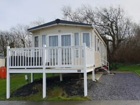 REDUCED SALE - ABI ASHRIDGE -PRIVATE HOLIDAY HOME LOCATED AT BRYNOWEN HOLIDAY PARK