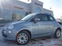 2015 Fiat 500 Pop NEW A/C Pwr Opts AM/FM/CD/MP3 Player Trac Cntr
