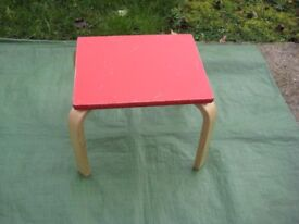 Useful Step-UP Stool for £3.00