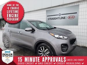 2019 Kia Sportage EX *HEATED STEERING WHEEL, BLUETOOTH*