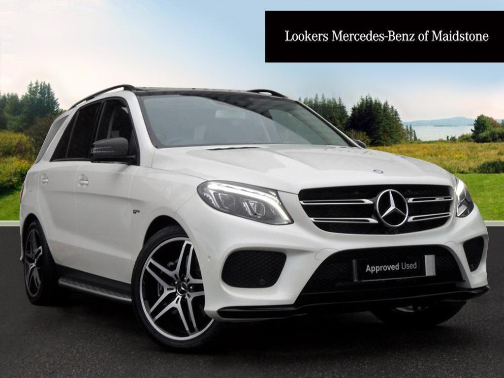 mercedes benz gle class amg gle 43 4matic premium plus white 2016 12 16 in maidstone kent. Black Bedroom Furniture Sets. Home Design Ideas