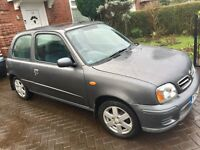 Nissan Micra - Tempest - 2002 - Very Low Millage and An Amazing Drive
