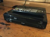 F&H blu-ray player Near new condition complete with remote