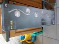 NEXT 5 LIGHT FLOOR LAMP