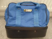 TAYLOR 3 BOWL BLUE BOWLING BAG