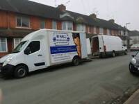 M Hall Removals/man and van stafford