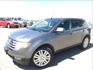 2010 Ford Edge Limited-AWD-PST PAID-NAV-PANO
