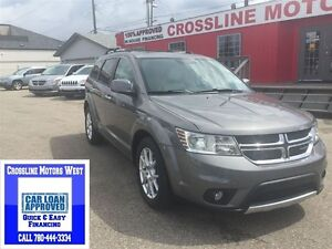 2012 Dodge Journey LEATHER SUNROOF LOTS OF OPTION YOU ARE APPROV