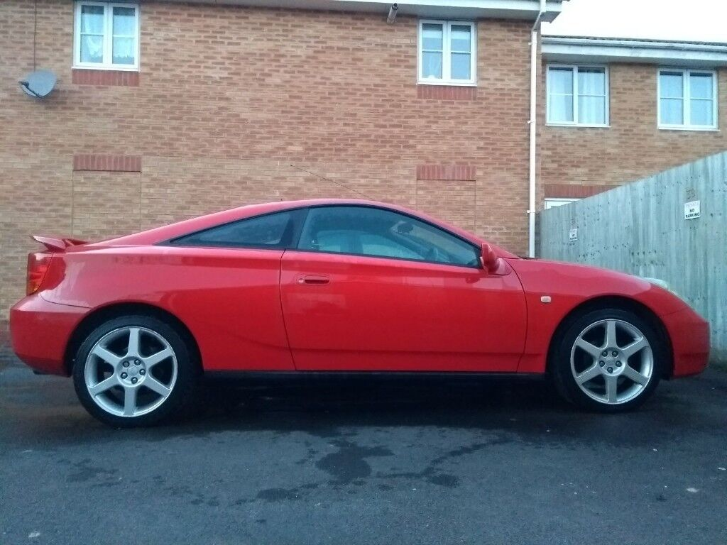 Low Mileage Toyota Celica For Sale In Gloucester