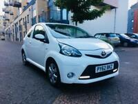 Hi for sale my Toyota aygo fire 62 plate only 3499£