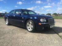 CHRYSLER 300c BENTLEY FACE 3.0CRDI AUTOMATIC 1 OWNER LOW MILES NOT BMW MERCEDES AUDI CHEAP CAR