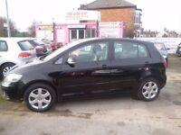 Volkswagen GOLF PLUS SE TDI,5 dr hatchback,full MOT,great family car,runs and drives well,great mpg