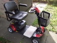 Go go elite sport mobility scooter approx 16 months old PRICE REDUCED
