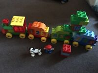LEGO DUPLO 10558 Number Train WF5