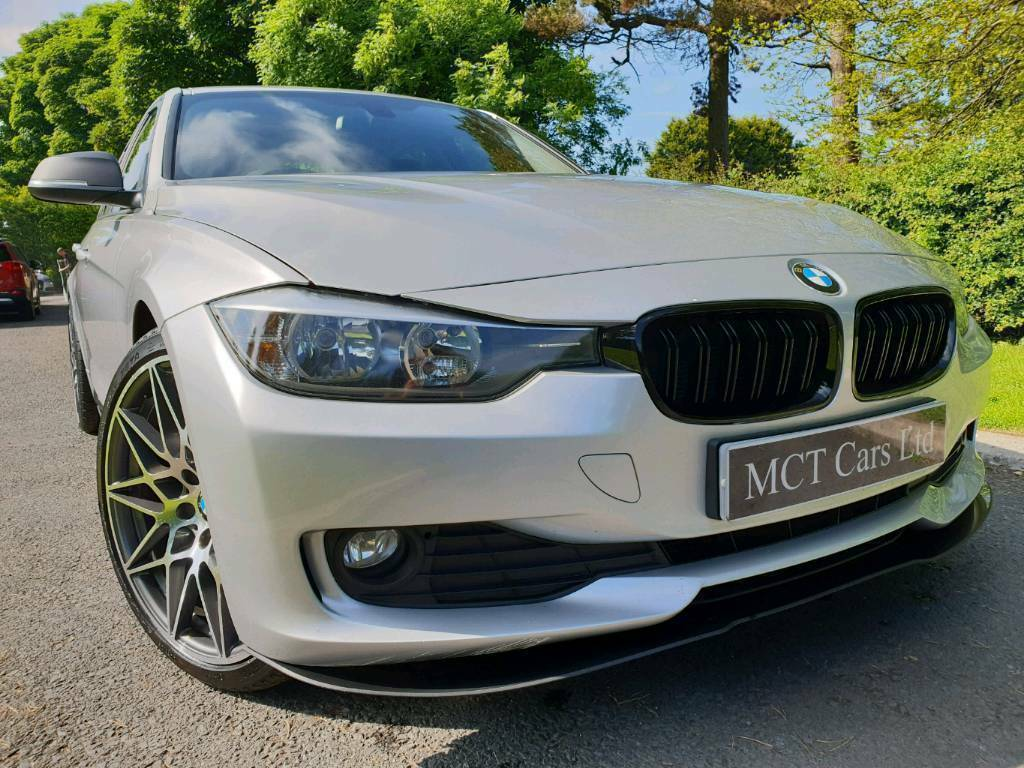 June 2012 Bmw 320d Effecientdynamics M Performance Kitted New 20