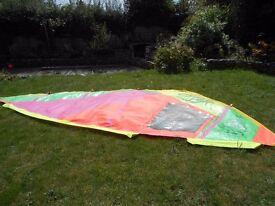 Vinta fully battened 5.5 m sail