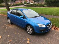 2006 Ford Focus GHIA 1.6 Petrol ONLY 29k Miles, 1 Owner, Service History, NEW MOT, Free Delivery