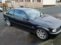 2001 BMW 318ci