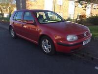Volkswagen Golf 1.9tdi se 90bhp 12 months mot 2keys etc clean car