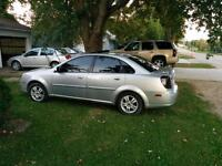 2004 Chevy optra ls