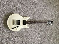 Ibanez ARX Artist Electric Guitar. w/ Pearl White Finish