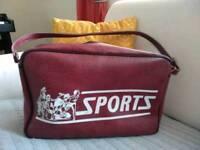 Vintage Sports Bag