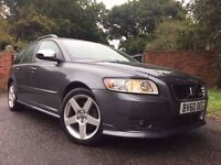 *FINANCE SPECIALIST* This VOLVO V50 only £148pm! GOOD OR BAD CREDIT CAN APPLY! CALL US TODAY!