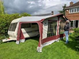 Caravan 4 birth refurbished
