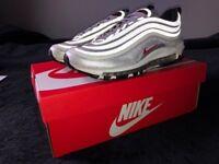Nike Air Max 97 Silver Bullet OG QS - UK Size 7