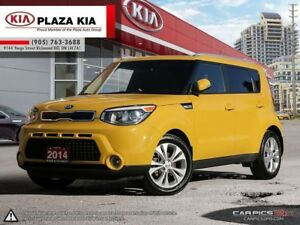2014 Kia Soul 2.0L EX at