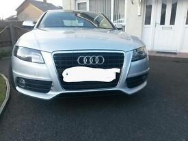2010 Audi A4 Sline