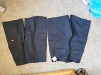 New Dickies work wear shorts