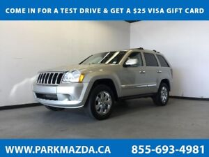 2010 Jeep Grand Cherokee Limited 4x4 - Bluetooth, Remote Start,