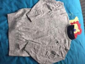 Boys shirt jumper