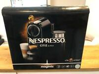 *BRAND NEW* Nespresso CitiZ & Milk white coffee machine with milk frother