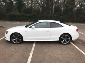 2013 Audi A5 Black Edition 177BHP 2.0 litre