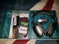 Astro A40 Halo Edition Xbox One/PC Mixamp M80 Headset